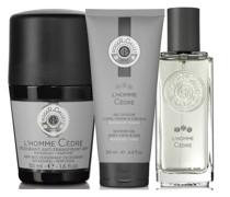 L'Homme Cedre Men's Fragrance Bundle