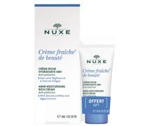 Crème Fraiche de Beauté 48hr Moisturising Cream for Dry Skin 30ml with 15ml Gift