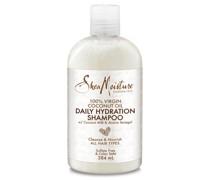 100% Virgin Coconut Oil Daily Hydration Shampoo 384ml