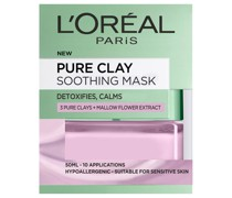 Pure Clay Soothing Face Mask 50ml