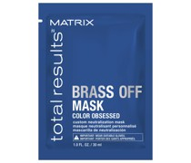 Total Results Brass Off Mask Sachet 30ml
