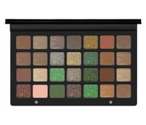 Eyeshadow Palette 28 - Green Brown 70g