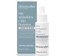 My Wrinkles CBD Booster and Granactive Retinoid