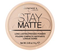 Stay Matte Pressed Powder (Various Shades) - Silky Beige
