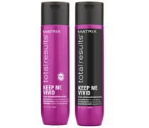 Keep Me Vivid Colour Protecting Shampoo and Conditioner Duo Set For High Maintenance Coloured Hair 300ml