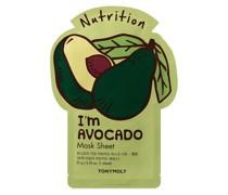 I'm Avocado Sheet Mask 21g