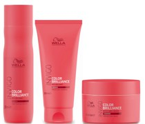 Wella INVIGO Color Brilliance Trio for Coarse Hair