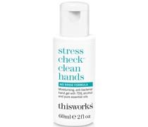Stress Check Clean Hands Gel 60ml