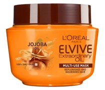 Elvive Extraordinary Oil Hair Mask Pot for Dry Hair 300ml