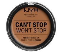 Can't Stop Won't Stop Powder Foundation (Various Shades) - Mahogany