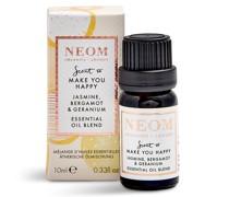 Jasmine, Bergamot and Geranium Essential Oil Blend 10ml