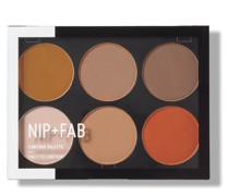 NIP + FAB Make Up Contour Palette – Dark