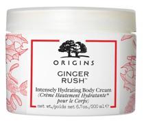 Ginger Rush Intensely Hydrating Body Cream