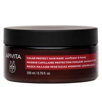 Holistic Hair Care Color Protection Hair Mask - Sunflower & Honey 200ml