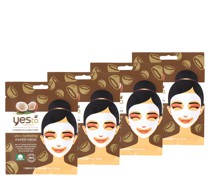 Coconut Ultra Hydrating Paper Single Use Mask (Pack of 4)