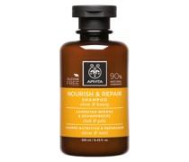 Holistic Hair Care Nourish & Repair Shampoo - Olive & Honey 250ml