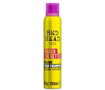 Bed Head Bigger The Better Volume Foam Shampoo for Fine Hair 200ml