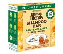 Ultimate Blends Honey Treasures Strengthening Shampoo Bar for Damaged Hair 60g
