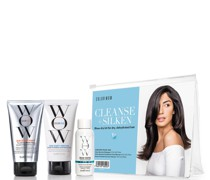 Cleanse and Silken Blow-Dry Kit