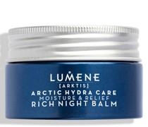 Arctic Hydra Care [Arktis] Moisture and Relief Rich Night Balm 50ml