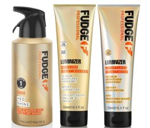 Luminizer Shampoo, Conditioner and Hed Shine Bundle
