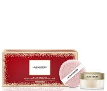 Set For Perfection Translucent Loose Setting Powder and Puff Set 10g (Various Colours) - Translucent