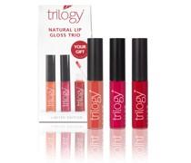 Natural Lip Gloss Trio