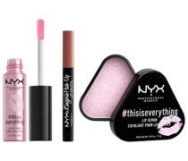 Vegan Hydrating Lip Treats - Exclusive