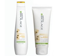 Matrix  SmoothProof Shampoo und Conditioner