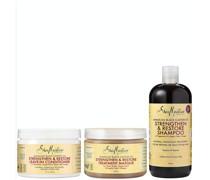 Jamaican Black Castor Oil Bundle