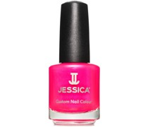 Cosmetics Custom Colour Nail Varnish - Raspberry (14.8ml)