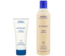 Pflege Duo für Haarglanz Brilliant Shampoo & Conditioner