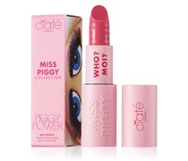 x Miss Piggy Piggy Power Lipstick 3.5ml