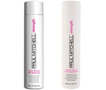 Stärkende Haarpflege Super Strong Duo- Shampoo & Conditioner