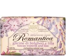 Romantica Wisteria and Lilac Soap 250g