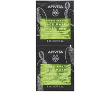 Express Moisturizing & Soothing Face Mask - Prickly Pear 2x8ml
