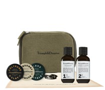Road Less Travelled Dopp and Haircare Travel Kit