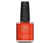 Vinylux Electric Orange Nail Varnish 15ml
