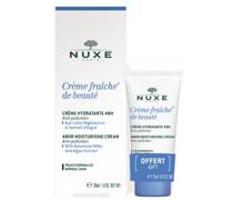 Crème Fraiche de Beauté 48hr Moisturising Cream for Normal Skin 30ml with 15ml Gift