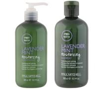 Teebaumöl Haarpflege Tea Tree Lavender Mint Shampoo & Conditioner