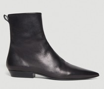 Point Toe Boots