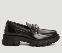Leder Loafer