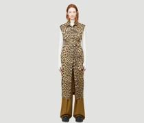 Palio Leopard Print Dress
