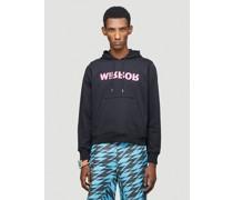 Mirror Hooded Sweatshirt