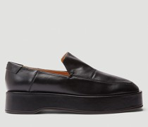 Cross Platform Loafers