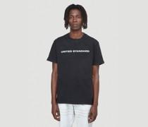 Acid-Wash Logo T-Shirt