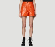Front Patch Pocket Shorts