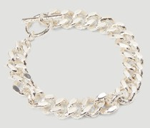 Spliced Link Bracelet