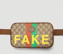 Fake Not Belt Bag