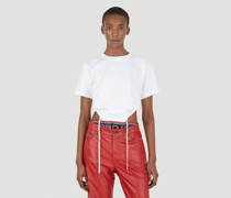 Classic Ruched Body T-Shirt